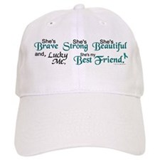 Lucky Me 1 (Best Friend OC) Baseball Cap