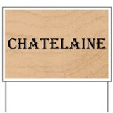 Event Site Chatelaine Sign