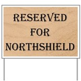 Event Site Northshield Sign