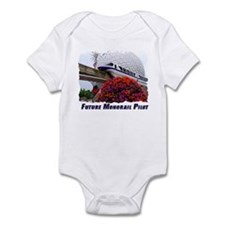 Disney Monorail t-shirts Infant Bodysuit