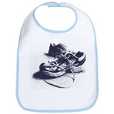 Running Shoes Sketch Bib