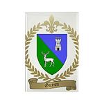 GUYON Family Crest Rectangle Magnet (100 pack)