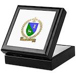 GUYON Family Crest Keepsake Box