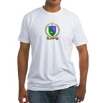 GUYON Family Crest Fitted T-Shirt