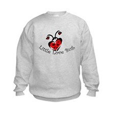 Little Love Bug Ladybug Sweatshirt