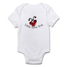 Little Love Bug Ladybug Infant Bodysuit