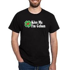 Kiss Me I'm Cuban T-Shirt