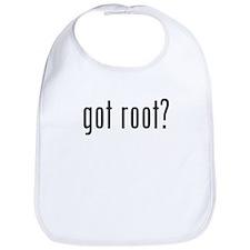 got root? Bib