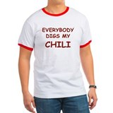 Everybody Digs My CHILI T
