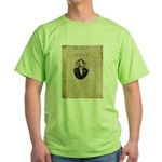Death in Dodge Green T-Shirt