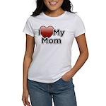 Love Mom Women's T-Shirt
