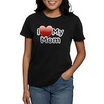 Love Mom Women's Dark T-Shirt
