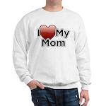 Love Mom Sweatshirt