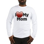 Love Mom Long Sleeve T-Shirt