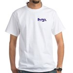 Braingle White T-Shirt