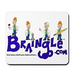 Braingle Mousepad