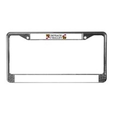 Impeach O'Malley License Plate Frame