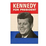 Kennedy Postcards (Package of 8)