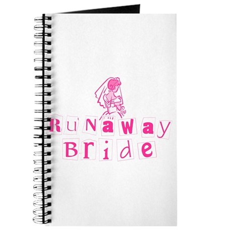 Runaway Bride Journal