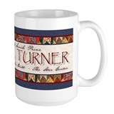 Nancy E. Turner Mug