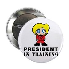 "Hillary Clinton President 2.25"" Button"