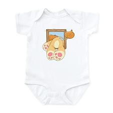 Going Through Lion Infant Bodysuit