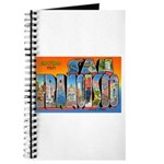 San Francisco California Greetings Journal