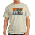 San Francisco California Greetings (Front) Light T