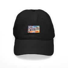 San Francisco California Greetings Baseball Hat