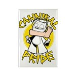 Cannibal Pride Rectangle Magnet (100 pack)