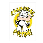 Cannibal Pride Postcards (Package of 8)