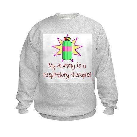 Respiratory Therapist Kids Sweatshirt