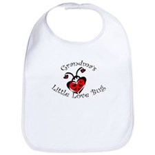 Grandma's Little Love Bug Bib