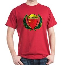 Stylized Shanghai T-Shirt