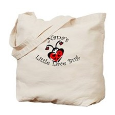Nana's Little Love Bug Tote Bag