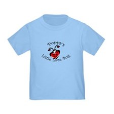 Poppy's Little Love Bug T