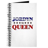 JORDYN for queen Journal