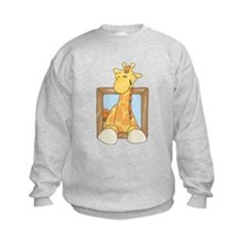 Coming & Going Giraffe Sweatshirt