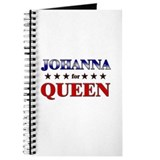 JOHANNA for queen Journal