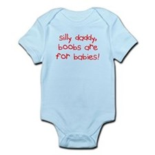 Silly Daddy Infant Bodysuit