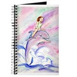 Girl & Dolphin Journal