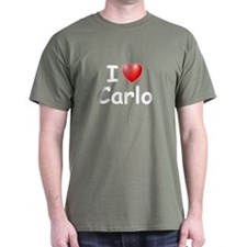 I Love Carlo (W) T-Shirt
