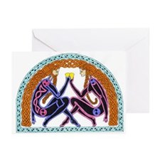 Celtic Lovers Greeting Cards (Pk of 10)