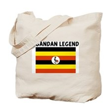 UGANDAN LEGEND Tote Bag