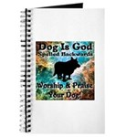 Worship & Praise Your Dog Journal