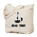 Blog This! Tote Bag
