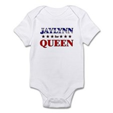 JAYLYNN for queen Infant Bodysuit