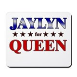 JAYLYN for queen Mousepad