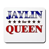 JAYLIN for queen Mousepad
