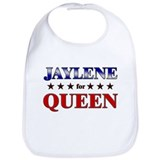 JAYLENE for queen Bib